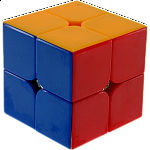 LingPo 2x2x2 - Stickerless for Speed Cubing