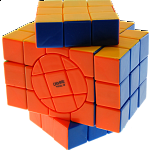 3x3x5 Super Temple-Cube with Evgeniy logo - Stickerless