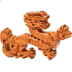 Asian Dragon  - 3D Wooden Jigsaw Puzzle