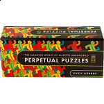 Perpetual Puzzles - Lively Lizards