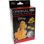 3D Crystal Puzzle - Pluto
