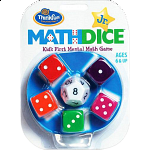 Math Dice Jr.