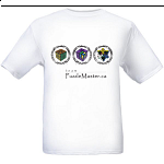 Team Puzzle Master - White - T-Shirt