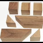 Half H Puzzle