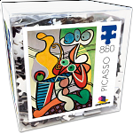 Deluxe Jigsaw - Picasso - Large Still Life on Pedestal