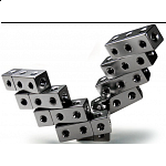 Fight Cube - 3x3x3 - Grey