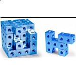 Fight Cube - 4x4x4 - Blue