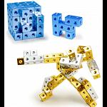 Fight Cube - 4x4x4 - Silver