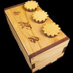 Dragon Secret Lock Box