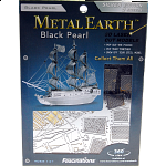 Metal Earth - Black Pearl
