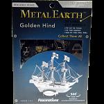 Metal Earth - Golden Hind