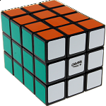 3x3x4 Cuboid with Tony Fisher logo - Black Body