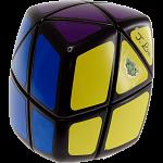 John Lin Skewb Curvy Rhombohedron - Black Body