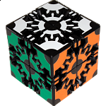 David's Gear Cube - Black body
