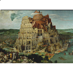 The Tower of Babel - Jigsaw Puzzle