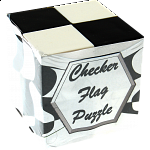 Randy's Cube - Checker Flag