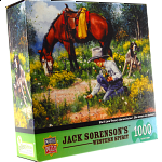 MasterPieces She'll Love These 1000 pc Western MST71122