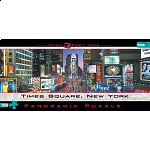 Panoramic: Times Square, New York