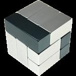Metal Art: i-Cube - Grey