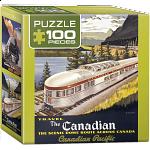 Mini Puzzle - The Canadian