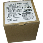 Three Wedges - Without Tray