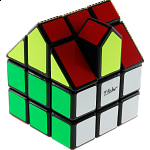 House Cube III with Tony Fisher logo -  Black Body