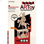 ARToy Moving Model Kit - Red Knight