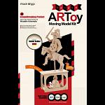 ARToy Moving Model Kit - Red Knight