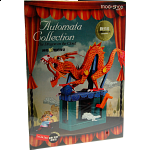 Automata Collection - The Dragon on the Cloud - Paper Model Kit