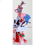 Automata Collection - Sliding Deer