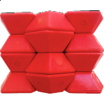 Creative Whack Company Eureka Ball, Red