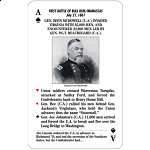 Famous Battles of the Civil War - Card Game Deck