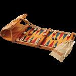 Toboggan Backgammon