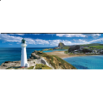 Panorama: New Zealand Lighthouse