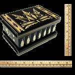 Romanian Puzzle Box - Large Black