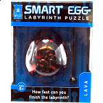 Smart Egg Labyrinth Puzzle - Lava
