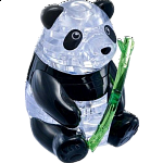 3D Crystal Puzzle - Panda