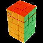 3x3x5 Cuboid with Aleh & Evgeniy logo - Stickerless