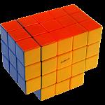 3x3x5 T-Cube with Evgeniy logo - Stickerless