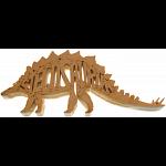 Stegosaurus - Wooden Jigsaw