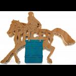 Racer - Wooden Jigsaw