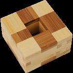 Funzzle - Bamboo Wood Puzzle - Kappa