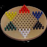 17 inch Jumbo Chinese Checkers