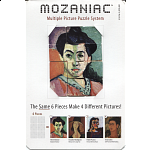 Mozaniac - Female Portraits