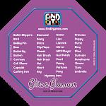 Find It - Glitz & Glamour