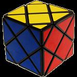 Dino Skewb Cube - Black Body