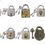 Group Special - a set of 7 Trick Lock puzzles