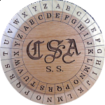 Confederate Army Cipher Disk