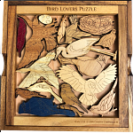 Bird Lovers Puzzle