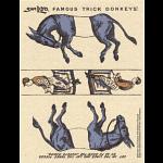 Famous Trick Donkeys - Color - Micro - Blue